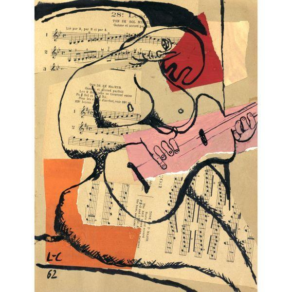 Le Corbusier-Little serenade-1962