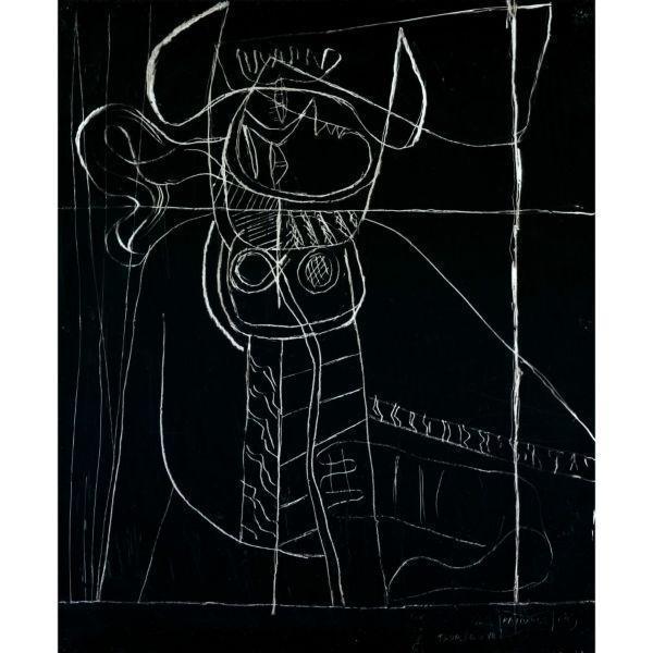 Le Corbusier-Bull VII-1961