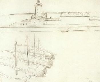 Le Corbusier-Der Leuchtturm (The lighthouse)-1929