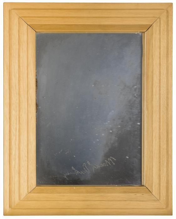 Marcel Duchamp-Miroir-1964