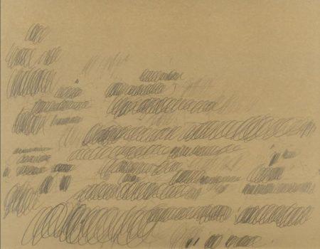 Cy Twombly-Sans titre-1967