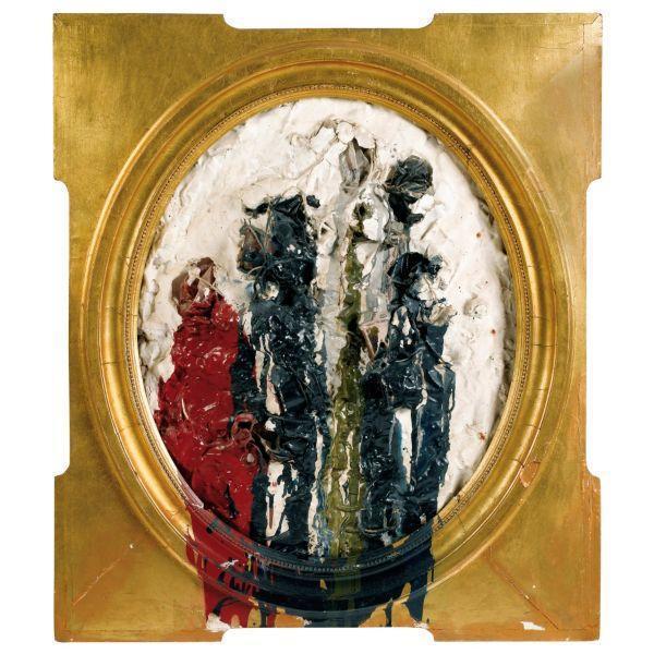 Niki de Saint Phalle-Old master - seance 15 juin-1961