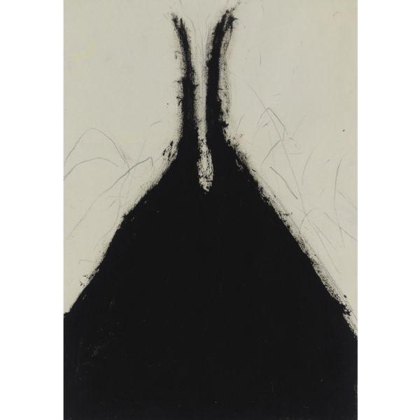 Anish Kapoor-Senza titolo (Untitled)-1989