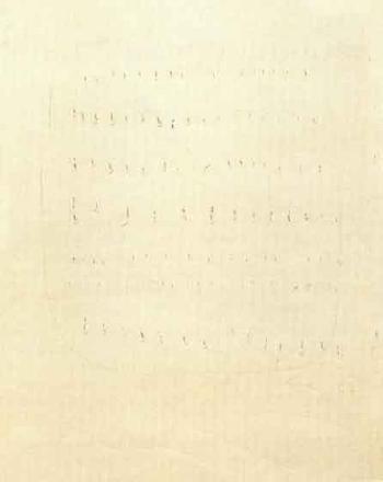 Lucio Fontana-Concetto spaziale-1950