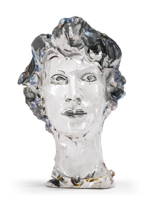 Lucio Fontana-Busto-1954