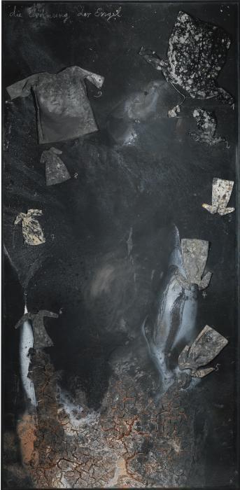 Anselm Kiefer-Die Ordnung Der Engel-2010