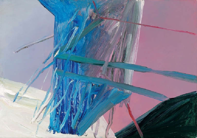 Gerhard Richter-Nachtstuck III (Night Peace III)-1985