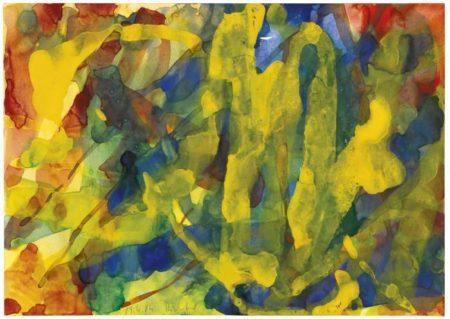 Gerhard Richter-Ohne Titel (19.4.84) / Untitled (19.4.84)-1984