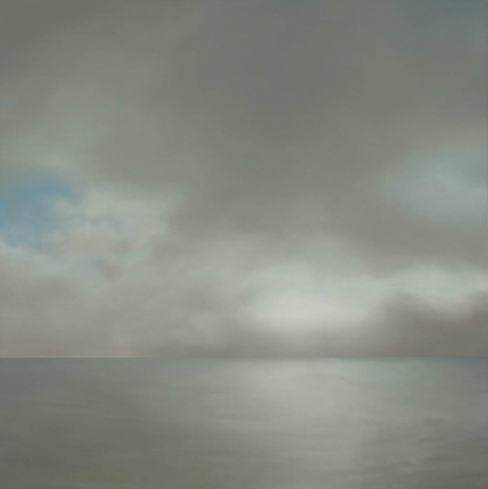 Gerhard Richter-Seestuck (Leicht Bewolkt) / Seascape (Slightly Cloudy)-1969