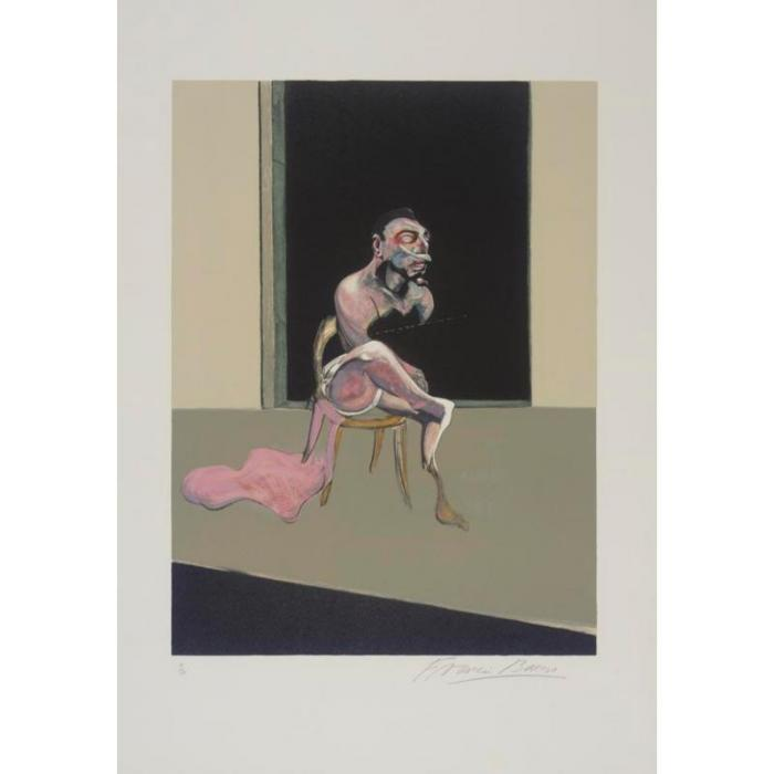 Francis Bacon-Triptych - August 1972 (1972)-1972