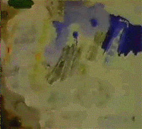 Robert Rauschenberg-Robert Rauschenberg - The Turn Around Questionmark-1968