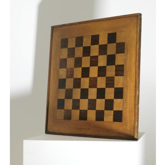 Marcel Duchamp-Chessboard-1946