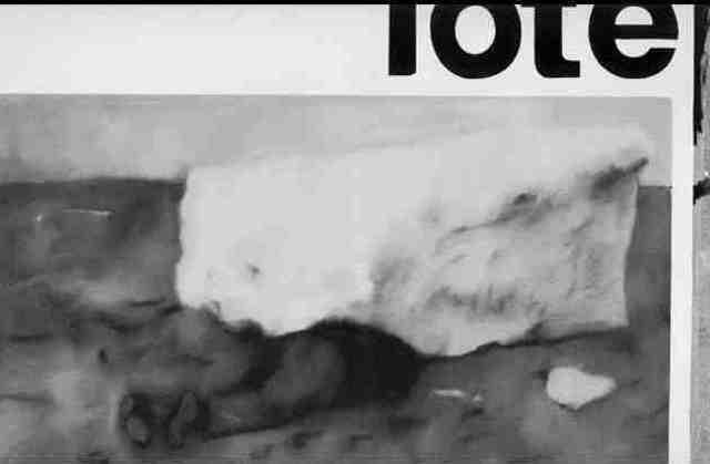 Gerhard Richter-Tote (Dead)-1963