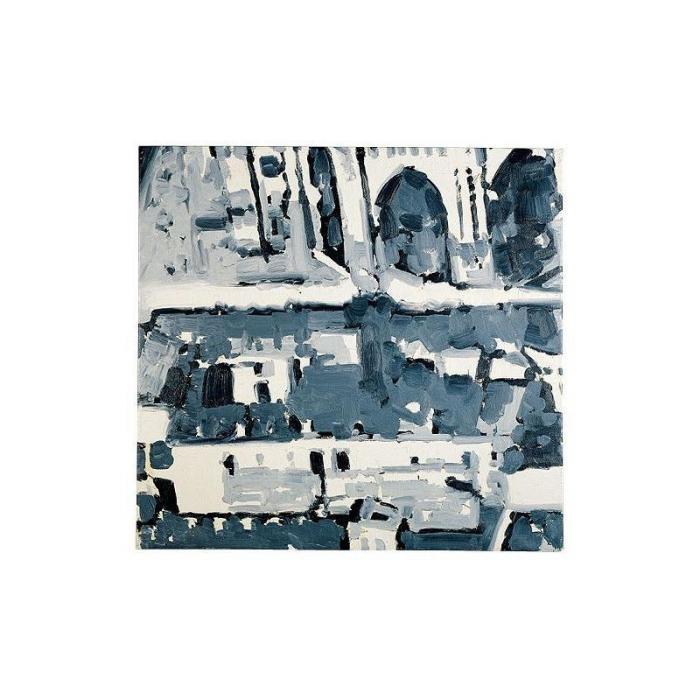 Gerhard Richter-Stadtbild M4 (Townscape M4)-1968