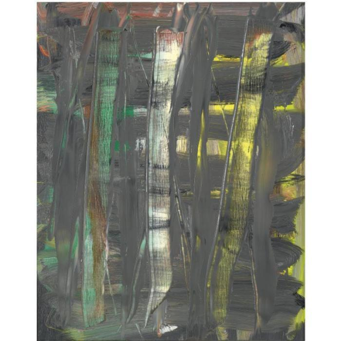 Gerhard Richter-Abstraktes Bild 753-5 (Abstract Painting 753-5)-1991