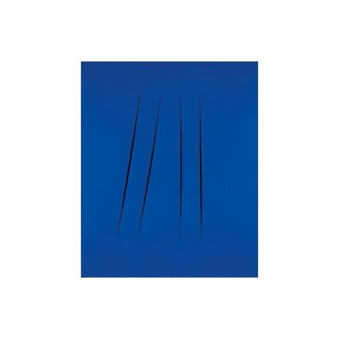 Lucio Fontana-Concetto spaziale, Attese-1967