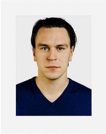 Thomas Ruff-Portrat (A.Koschkarow)-1999