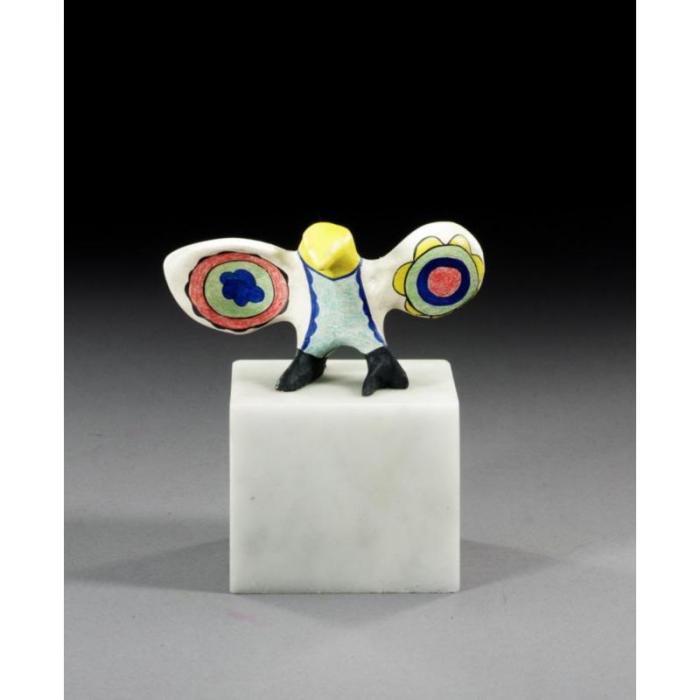 Niki de Saint Phalle-Petit oiseau-