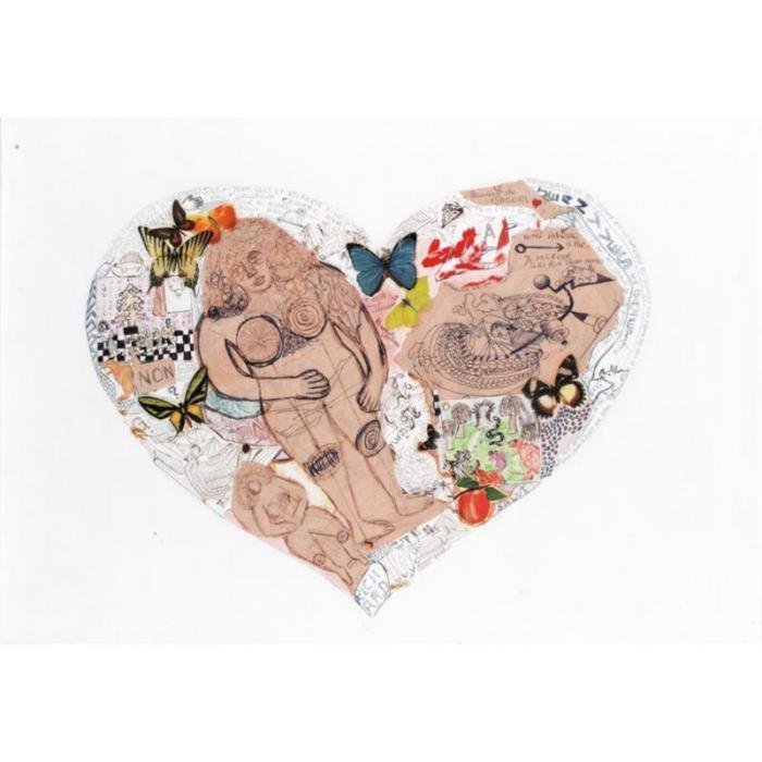 Niki de Saint Phalle-Heart-