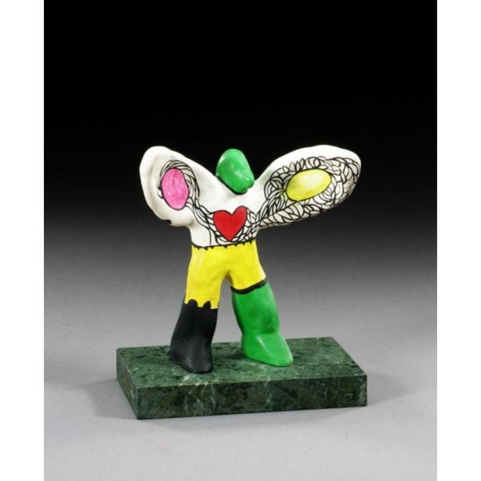 Niki de Saint Phalle-Oiseau-
