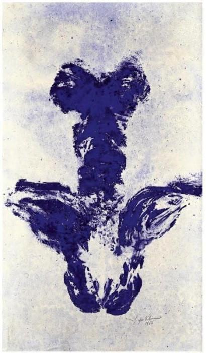 Yves Klein-Ant 69-1960