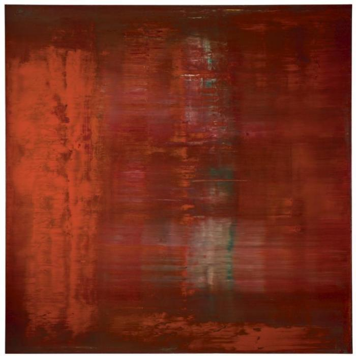 Gerhard Richter-Abstraktes Bild 747-1 (Abstract Painting 747-1)-1991