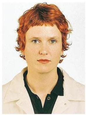 Thomas Ruff-Portrait (N.Hackert)-1988