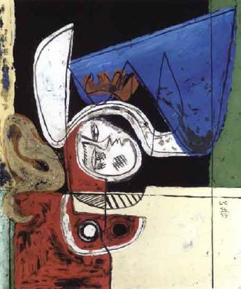 Le Corbusier-Taureau-1959