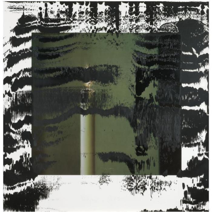 Gerhard Richter-Kerze II (Candle II)-1989