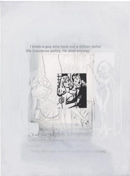 Richard Prince-I Know A Guy-1989