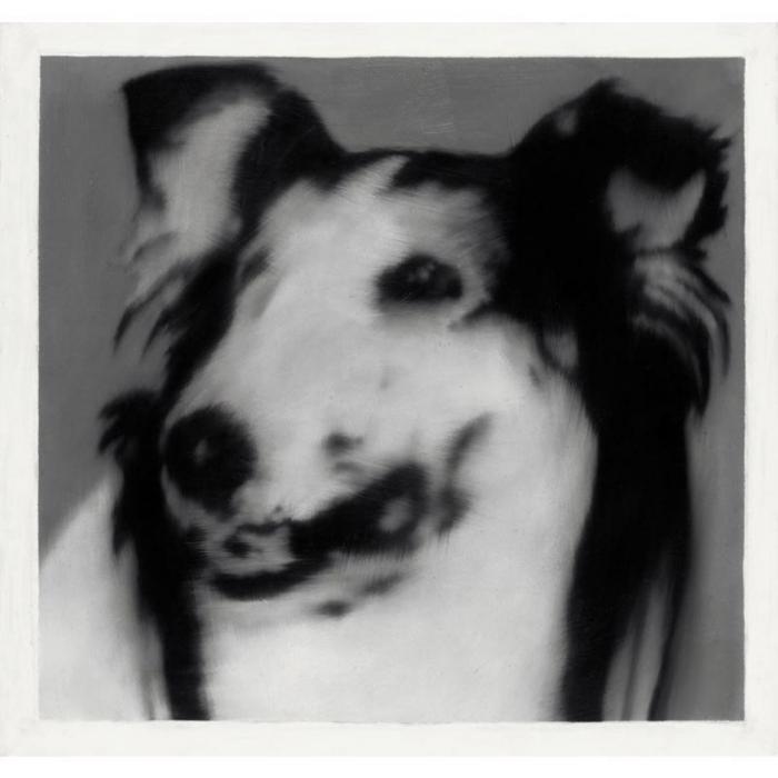 Gerhard Richter-Lassie-1965