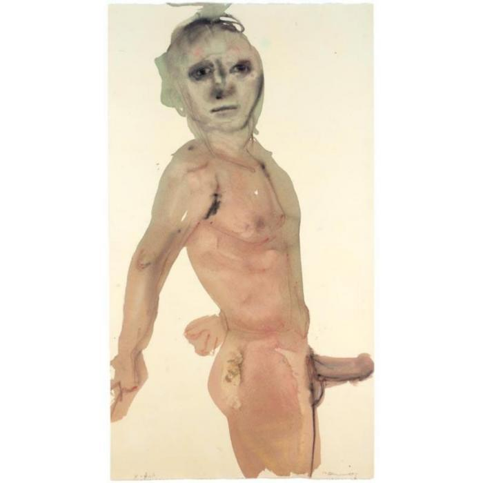 Marlene Dumas-X-Plicit-1999