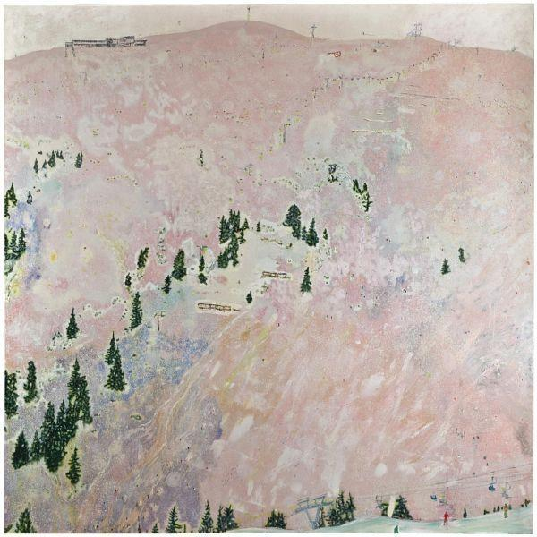 Peter Doig-Saint Anton (Flat Light)-1996