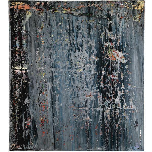 Gerhard Richter-Abstraktes Bild 680-2 (Abstract Painting 680-2)-1988