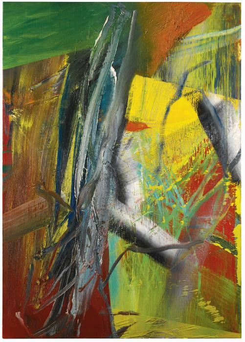 Gerhard Richter-Abstraktes Bild 578-3 (Abstract Painting 578-3)-1985