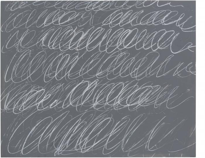 Cy Twombly-Rome-1969