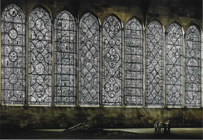 Andreas Gursky-Kathedrale I-2007