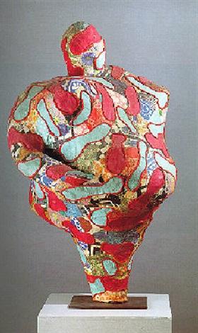 Niki de Saint Phalle-Nana pommes de terre-1964