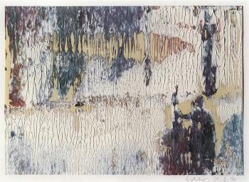 Gerhard Richter-Ohne Titel (Untitled)-1994