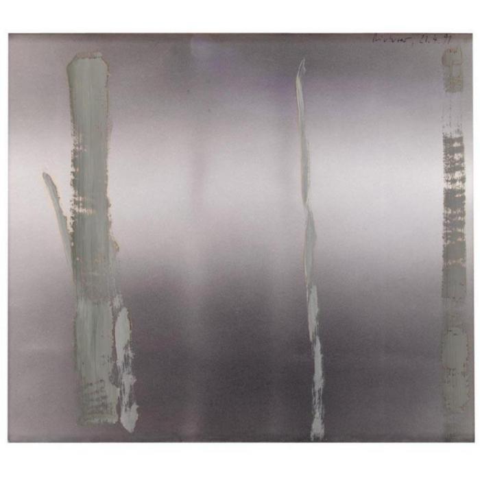 Gerhard Richter-Ohne Titel (21.4.91) / Untitled (21.4.91)-1991