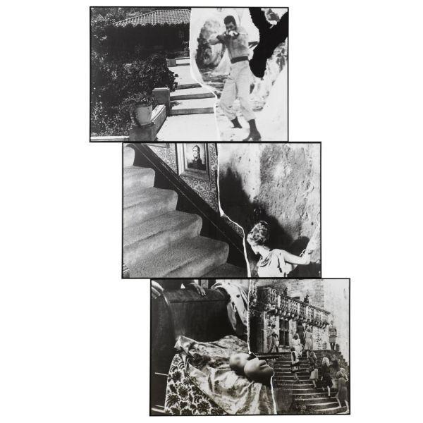 John Baldessari-Stairs Up (With Void)-1986