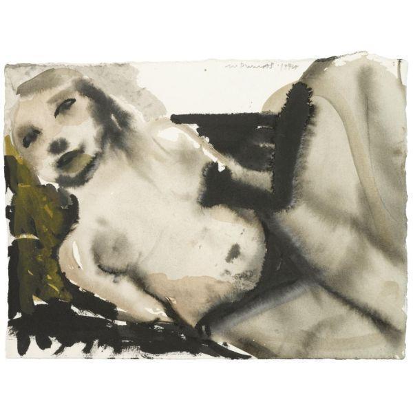 Marlene Dumas-Untitled (Kopf)-1994
