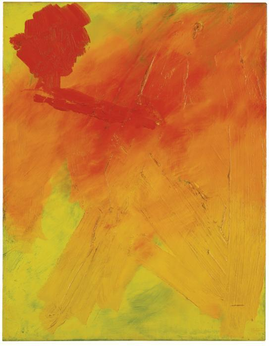 Gerhard Richter-Abstraktes Bild 454-6 (Abstract Painting 454-6)-1980