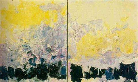 Joan Mitchell-Untitled-1979