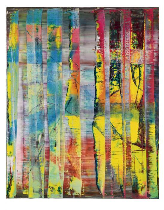 Gerhard Richter-Abstraktes Bild 769-1 (Abstract Painting 769-1)-1992
