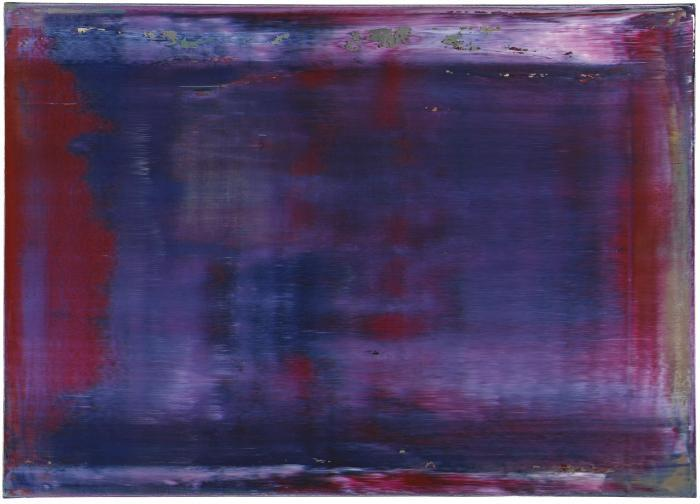 Gerhard Richter-Abstraktes Bild 840-2 (Abstract Painting 840-2)-1997