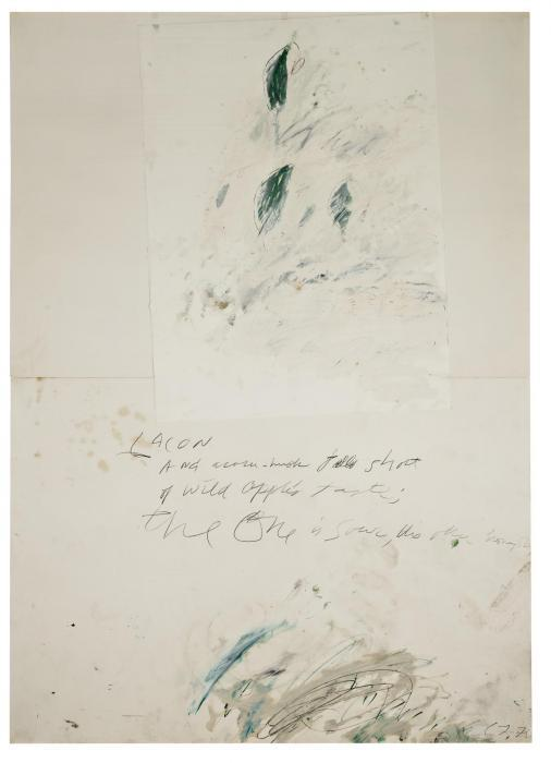 Cy Twombly-Untitled-