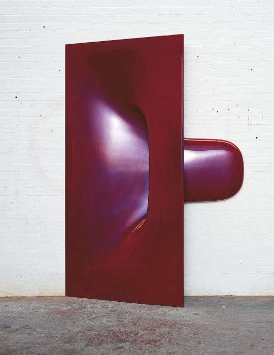 Anish Kapoor-Pouch-2006