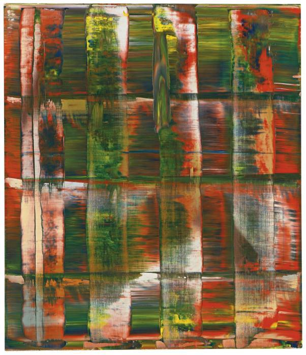 Gerhard Richter-Abstraktes Bild 777-2 (Abstract Painting 777-2)-1992