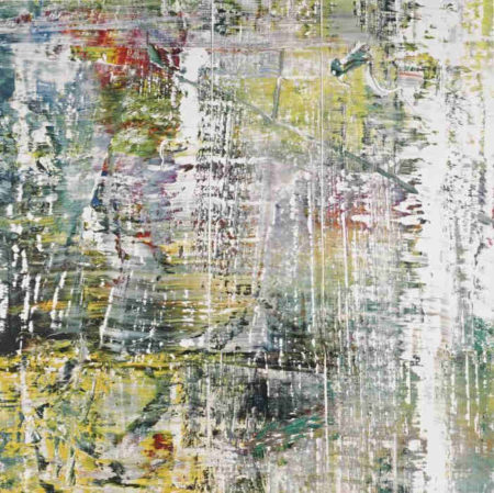 Gerhard Richter-Cage Grid (Single Part L)-2011